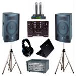 Профессиональное музыкальное оборудование